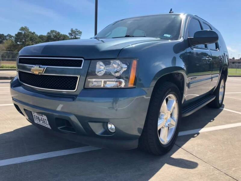 2008 Chevrolet Tahoe for sale at HPC Motorsports in Spring TX