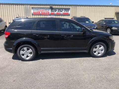 2013 Dodge Journey for sale at Stikeleather Auto Sales in Taylorsville NC
