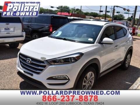 2018 Hyundai Tucson for sale at South Plains Autoplex by RANDY BUCHANAN in Lubbock TX