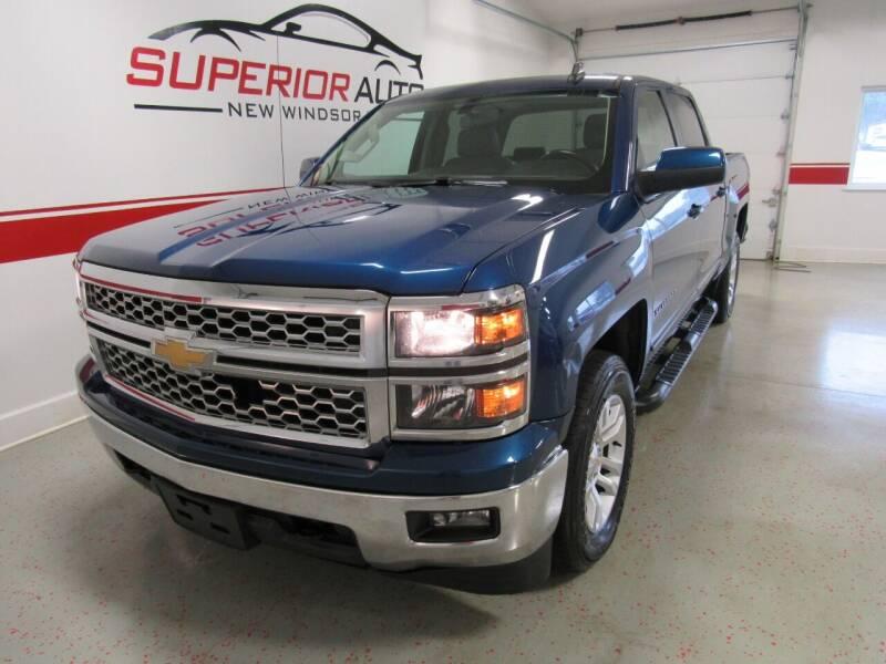 2015 Chevrolet Silverado 1500 for sale at Superior Auto Sales in New Windsor NY
