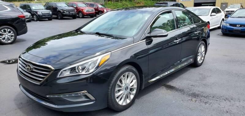2015 Hyundai Sonata for sale at GA Auto IMPORTS  LLC in Buford GA