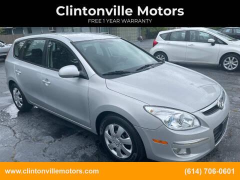 2011 Hyundai Elantra Touring for sale at Clintonville Motors in Columbus OH