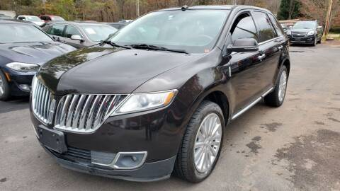 2013 Lincoln MKX for sale at GA Auto IMPORTS  LLC in Buford GA