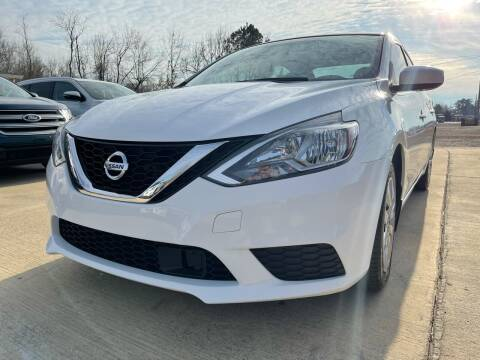 2019 Nissan Sentra for sale at A&C Auto Sales in Moody AL
