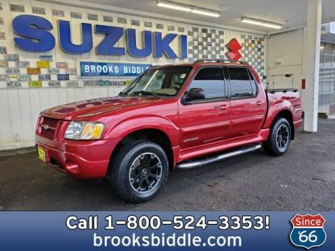 2001 Ford Explorer Sport Trac for sale at BROOKS BIDDLE AUTOMOTIVE in Bothell WA
