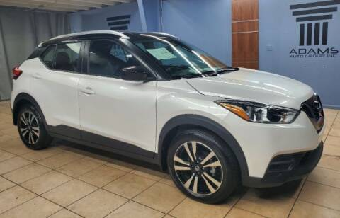 2019 Nissan Kicks for sale at Adams Auto Group Inc. in Charlotte NC