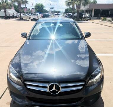 2015 Mercedes-Benz C-Class for sale at Car Ex Auto Sales in Houston TX