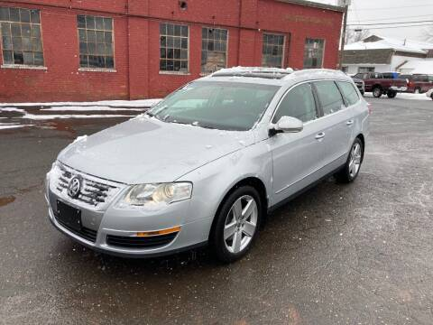 2009 Volkswagen Passat for sale at ENFIELD STREET AUTO SALES in Enfield CT