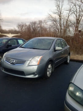 2010 Nissan Sentra for sale at Bates Auto & Truck Center in Zanesville OH