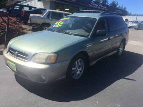 2003 Subaru Outback for sale at Federal Way Auto Sales in Federal Way WA