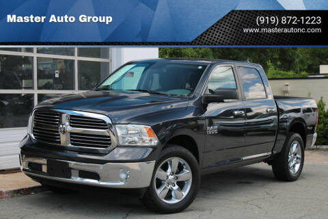 2016 RAM Ram Pickup 1500 for sale at Master Auto Group in Raleigh NC