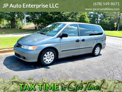 1999 Honda Odyssey for sale at JP Auto Enterprise LLC in Duluth GA