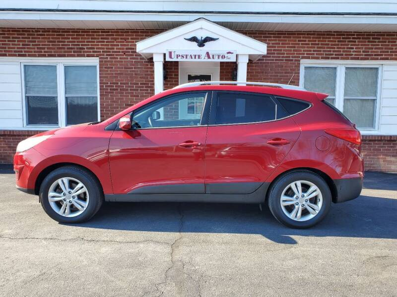 2012 Hyundai Tucson for sale at UPSTATE AUTO INC in Germantown NY