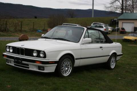 1992 BMW 3 Series for sale at Classic Car Deals in Cadillac MI