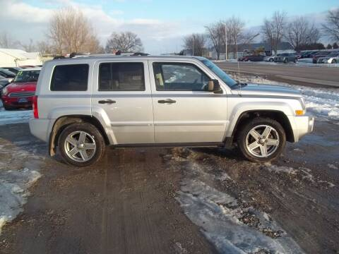 2008 Jeep Patriot for sale at BRETT SPAULDING SALES in Onawa IA