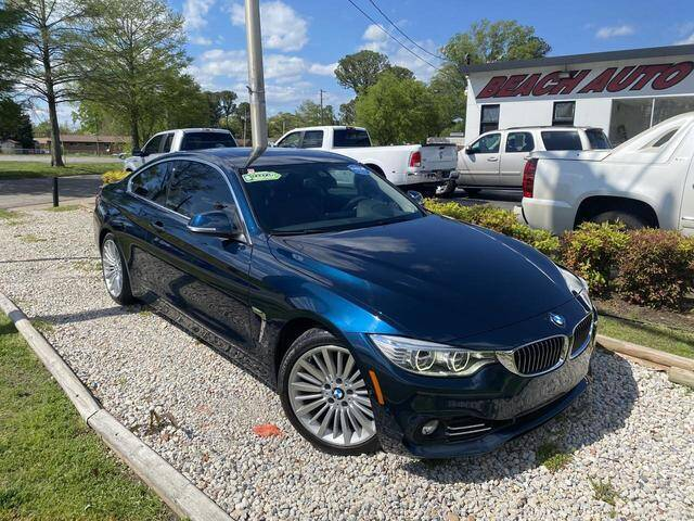 2014 BMW 4 Series for sale at Beach Auto Brokers in Norfolk VA