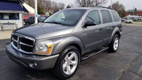2006 Dodge Durango for sale at Advantage Auto Sales & Imports Inc in Loves Park IL