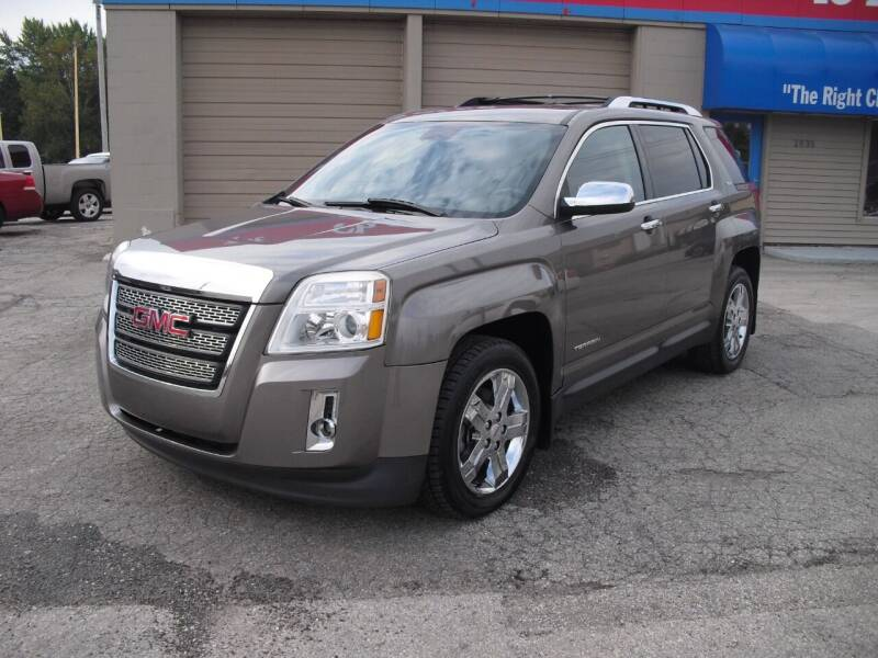 2012 GMC Terrain for sale at 1st Choice Auto Inc in Green Bay WI