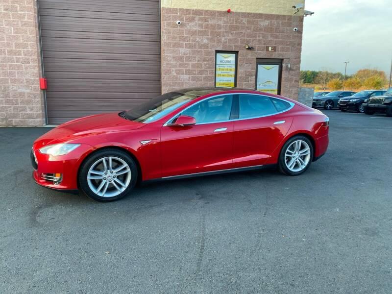 2015 Tesla Model S for sale at CarNu  Sales in Warminster PA