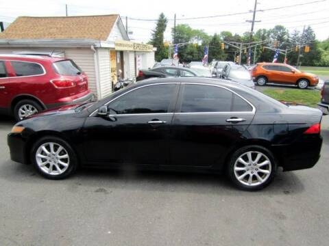 2008 Acura TSX for sale at American Auto Group Now in Maple Shade NJ