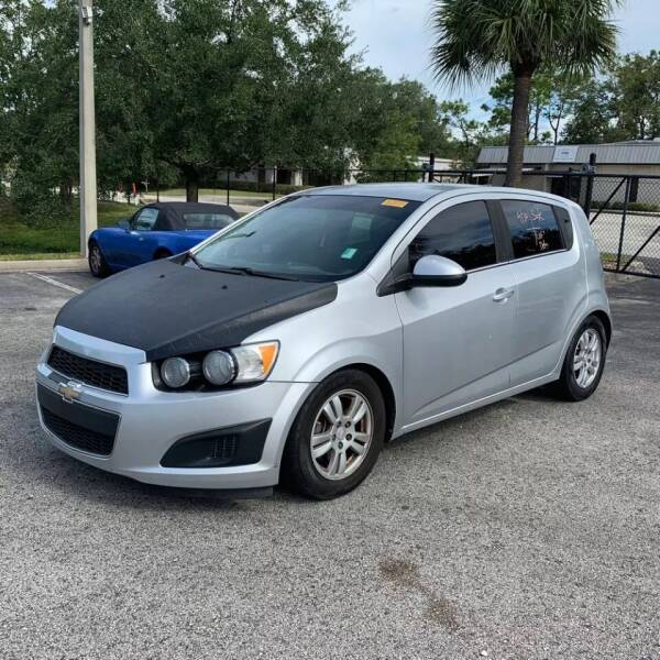2013 Chevrolet Sonic for sale at CARZ4YOU.com in Robertsdale AL