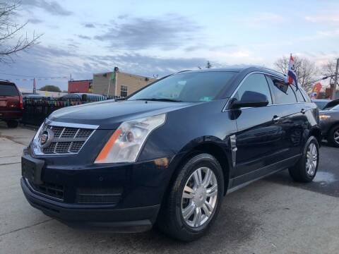 2010 Cadillac SRX for sale at Crestwood Auto Center in Richmond VA