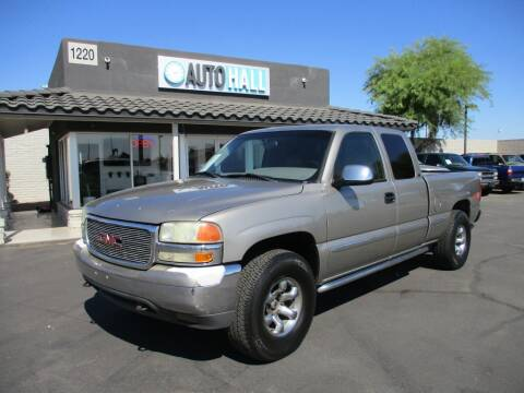 1999 GMC Sierra 1500 for sale at Auto Hall in Chandler AZ