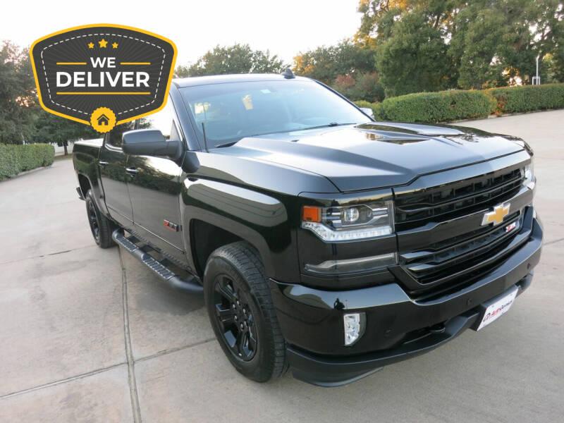 2016 Chevrolet Silverado 1500 for sale at Auto Genius in Dallas TX