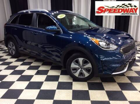 2019 Kia Niro for sale at SPEEDWAY AUTO MALL INC in Machesney Park IL