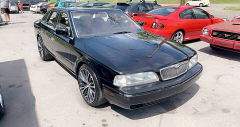1994 Infiniti Q45 for sale at North Knox Auto LLC in Knoxville TN