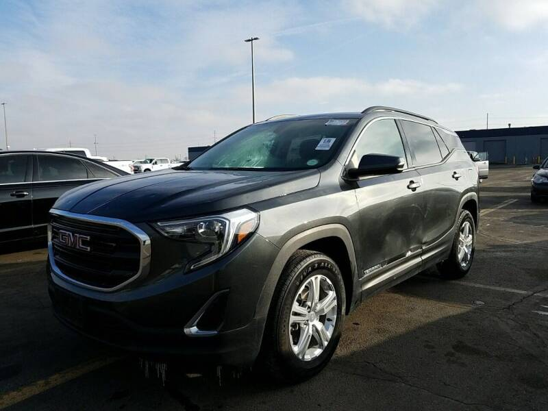 2018 GMC Terrain for sale at All Affordable Autos in Oakley KS