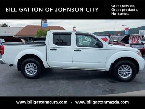 2015 Nissan Frontier for sale at Bill Gatton Used Cars - BILL GATTON ACURA MAZDA in Johnson City TN
