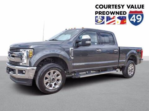 2019 Ford F-250 Super Duty for sale at Courtesy Value Pre-Owned I-49 in Lafayette LA
