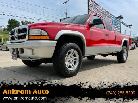 2004 Dodge Dakota for sale at Ankrom Auto in Cambridge OH