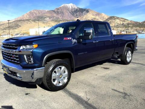 2021 Chevrolet Silverado 3500HD for sale at Painter's Mitsubishi in Saint George UT