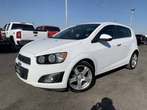 2016 Chevrolet Sonic for sale at Superior Auto Mall of Chenoa in Chenoa IL