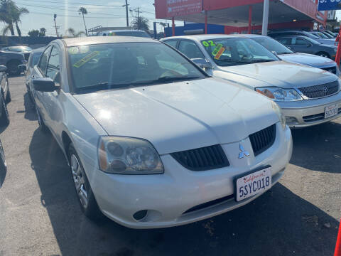 2005 Mitsubishi Galant for sale at North County Auto in Oceanside CA