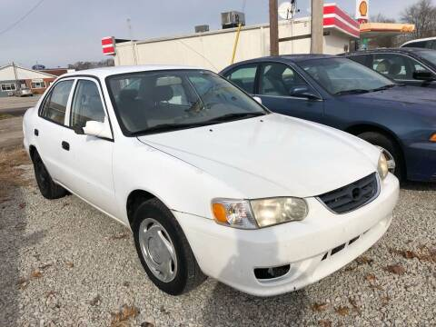 1999 Toyota Corolla for sale at Wise Investments Auto Sales in Sellersburg IN