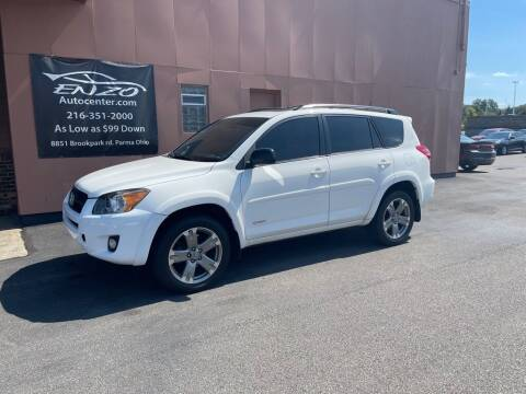 2009 Toyota RAV4 for sale at ENZO AUTO in Parma OH