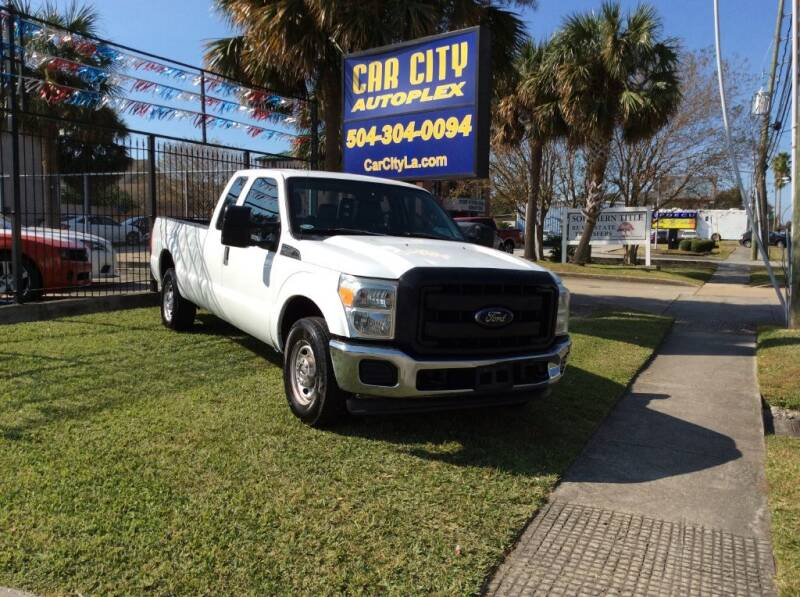 2015 Ford F-250 Super Duty for sale at Car City Autoplex in Metairie LA