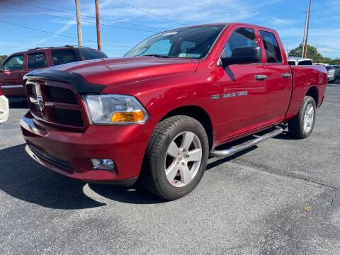 2012 RAM Ram Pickup 1500 for sale at Clear Choice Auto Sales in Mechanicsburg PA