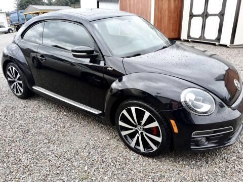 2013 Volkswagen Beetle for sale at Summit Motors LLC in Morgantown WV