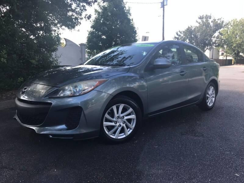 2012 Mazda MAZDA3 for sale at Seaport Auto Sales in Wilmington NC