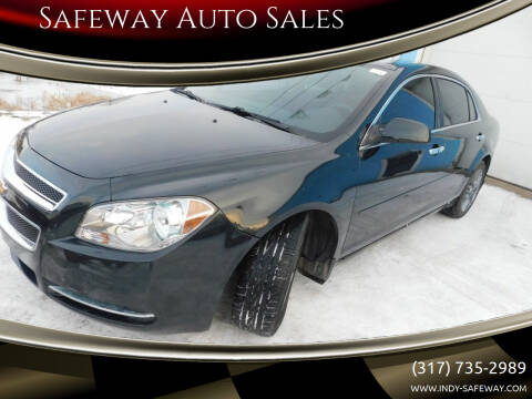 2012 Chevrolet Malibu for sale at Safeway Auto Sales in Indianapolis IN