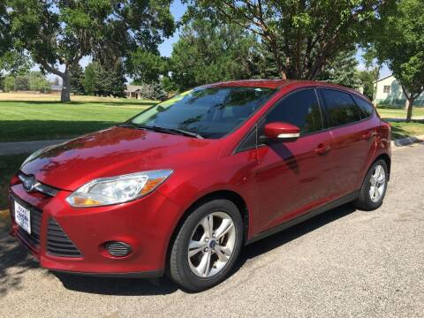2014 Ford Focus for sale at Kevs Auto Sales in Helena MT