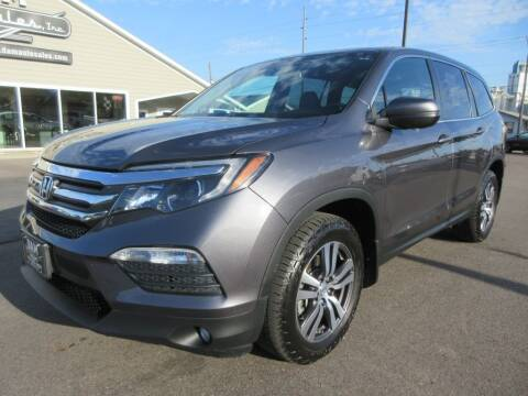 2017 Honda Pilot for sale at Dam Auto Sales in Sioux City IA