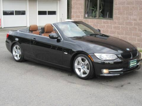 2012 BMW 3 Series for sale at Advantage Automobile Investments, Inc in Littleton MA