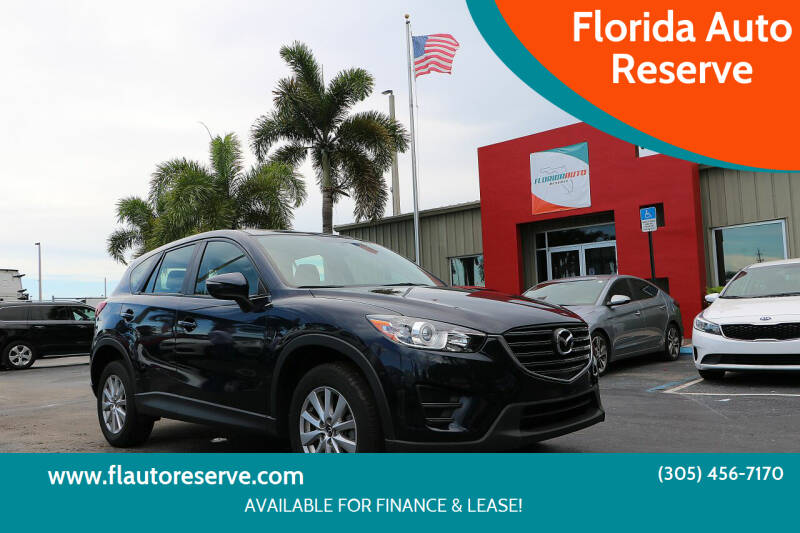 2016 Mazda CX-5 for sale at Florida Auto Reserve in Medley FL