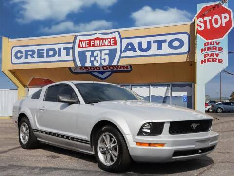 2005 Ford Mustang for sale at Buy Here Pay Here Lawton.com in Lawton OK
