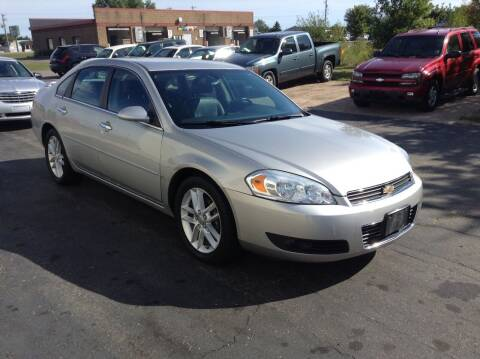 2008 Chevrolet Impala for sale at Bruns & Sons Auto in Plover WI